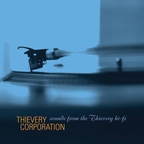 Thievery Corporation - Sounds From the Thievery Hi-Fi 2 LP Vinyl