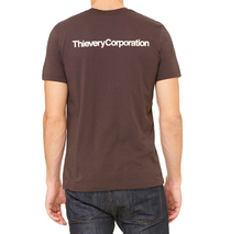 Thievery Corporation - Brown Target Tee