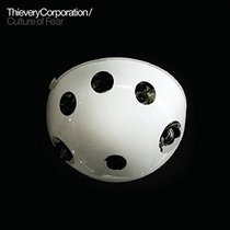 Thievery Corporation - Culture of Fear 2 LP Vinyl