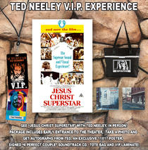 Ted Neeley  -  Superstar VIP Experience