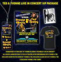 Ted & Yvonne - Live in Concert VIP Package