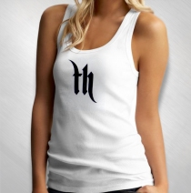 Tony Harnell - Women's T.H. Logo Norway Rock 2010 Beater Tank