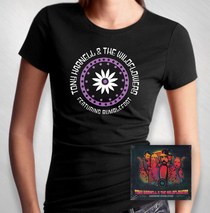 Tony Harnell - Women's T.H. & The Wildflowers feat. Bumble foot