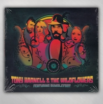 Tony Harnell - T.H. & The Wildflowers Feat. Bumblefoot - CD