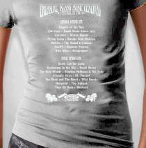 2011 Heather Grey Girls Event Tee