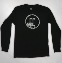 2018 Black Long Sleeve Event Tee