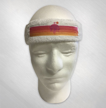 2015 Logo Terry Headband