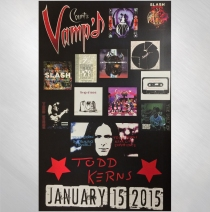 Todd Kerns - Counts Vamp'd Poster