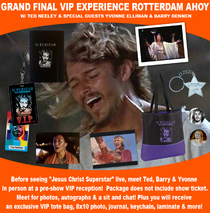 "Ted Neeley - "" Grand Final "" VIP Experience"
