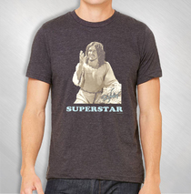 Ted Neeley - Superstar 2018 Tee