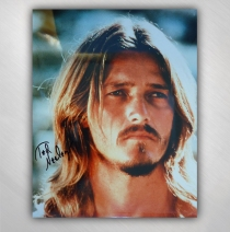 "Ted Neeley - Autographed Color 8 x 10 ""Close-Up"""