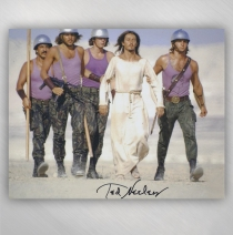 "Ted Neeley - Autographed Color 8 x 10 ""Roman Soldiers"""