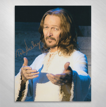 Ted Neeley - Poor Jerusalem 8x10 Signed