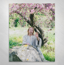 Ted Neeley - The Garden 8x10 Signed