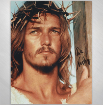 Ted Neeley - Thorns Photo 8x10 Signed