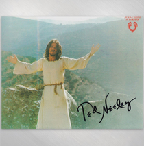 Ted Neeley -  Japan Gethsemane 8x10 Signed