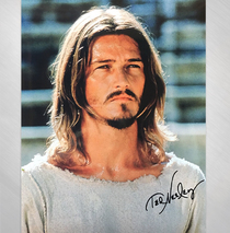 Ted Neeley - New Close Up 8x10 Signed