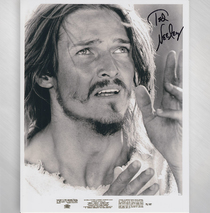 "Ted Neeley - ""Cup of Poison"" 8x10 Signed"