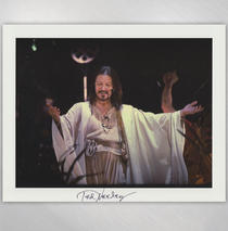 Ted Neeley - Live on Stage 8x10 Signed
