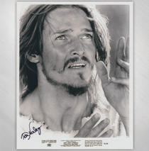 Ted Neeley - Seems Like Thirty 8x10 Signed