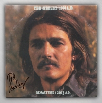 Ted Neeley - Autographed Ted Neeley 1974 A.D. Remastered CD