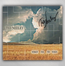 Ted Neeley - Workin' For The Words CD - SIGNED
