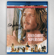 Ted Neeley - Autographed J.C.S. 40th Anniversary Blu Ray Disc