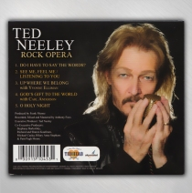 "Ted Neeley - ""Rock Opera"" CD"