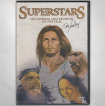 Ted Neeley - Superstars DVD Signed