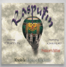 Ted Neeley- The Rasputin Project Limited Edition CD
