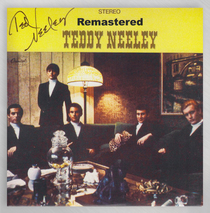 "Ted Neeley Five - ""1966"" Remastered CD - Signed !"