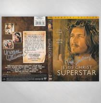 Ted Neeley - Signed Jesus Christ Superstar Special Edition DVD
