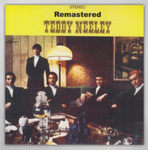 "Ted Neeley Five - ""1966"" Remastered CD"