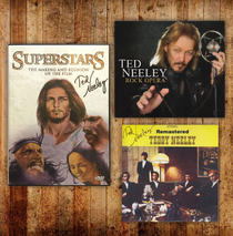 Ted Neeley - Holiday Bundle #2