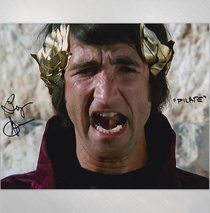 "Barry Dennen - ""Die If You Want To"" Signed 8x10"