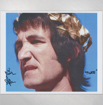 "Barry Dennen - ""Not A King At All"" Signed 8x10"
