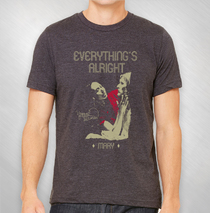 Yvonne Elliman - Everything's Alright Tee