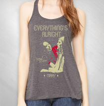 Yvonne Elliman - Everything's Alright Ladies Tank