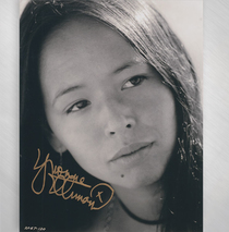 "Yvonne Elliman - ""Close Up"" 8x10 Signed"