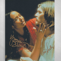 "Ted Neeley & Yvonne Elliman - ""Everything's Fine"" 8x10 Signed"