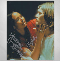 "Ted Neeley & Yvonne Elliman - ""Everything's Alright"" 8x10 Signed"