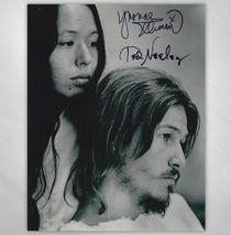 "Ted Neeley & Yvonne Elliman - ""Mary & J.C."" 8x10 Signed"