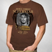 Ted Neeley - Men's 2014 Rome Italy Tour Tee