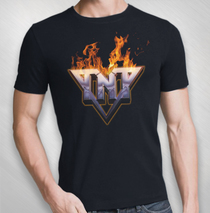 TNT - Flames 30th Anniversary T-Shirt