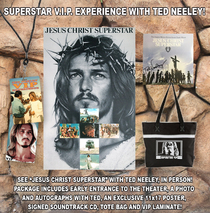 .Ted Neeley  -  Superstar VIP Experience