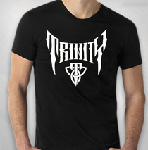 Trinity - Men's Black Tour Tee