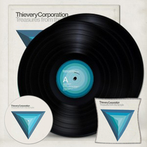 Thievery Corporation  - Treasures from the Temple LP Bundle