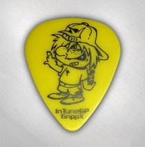 Ugly Kid Joe - Old School Finger Guitar Pick