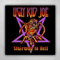 Ugly Kid Joe - Stairway To Hell CD