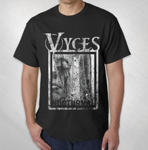 Vyces - Black Nocturnal T-Shirt